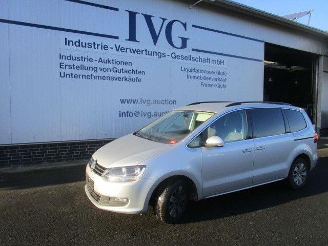 Mehrzweckfahrzeug VW Sharan 2.0 TDI