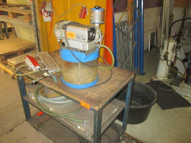 Vakuumpumpe WITTE RC 0021 C 303