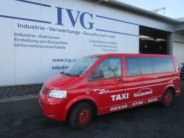 Mehrzweckfahrzeug VW T5 2.5 TDI Lang