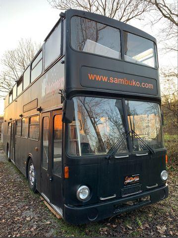 So. KFZ Disco Bus MAN