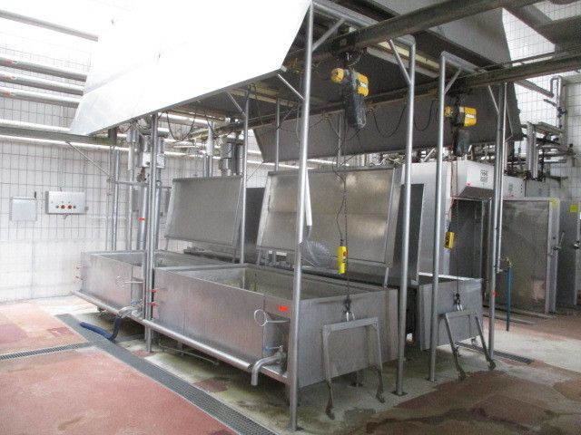 VA-Kochanlage