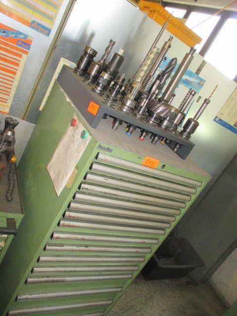 Stahl-Schubladenschrank DICK LISTA