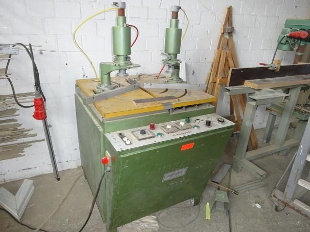 1-Kopfschweißmaschine