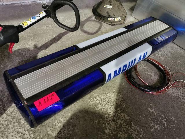 Blaulichtbalken FEDERAL Signal Serie 7000