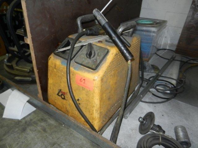Elektrodenschweißgerät LORCH CL5P