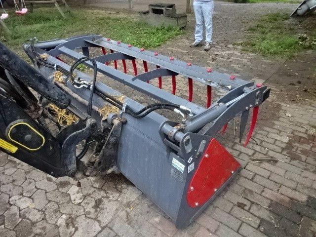 hydraulische Kneifschaufel