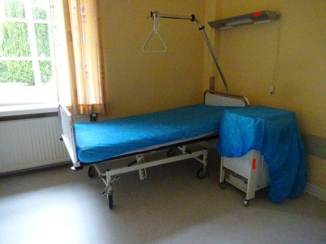 Patientenbetten