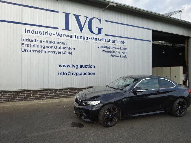 Coupé BMW M2