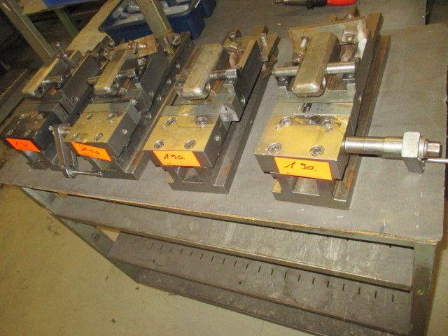 hydraulische Maschinenschraubstöcke