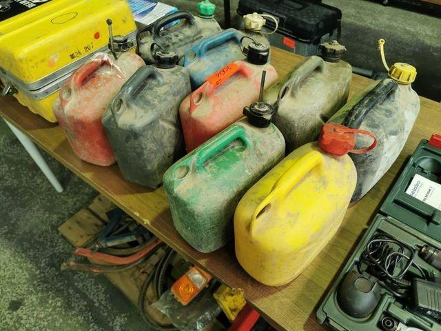 Kraftstoffkanister 5L