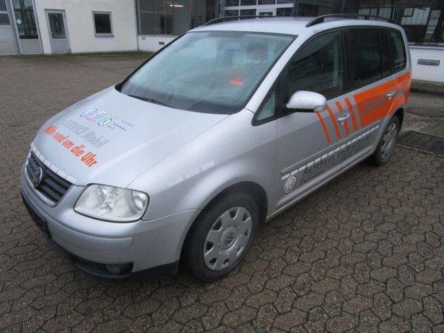Mehrzweckfahrzeug VW Touran