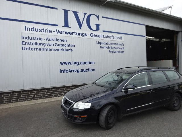 Pkw VW Passat Variant 2.0 TDI