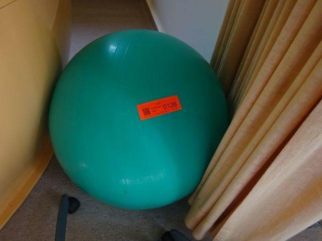 Sitz-/Gymnastikball