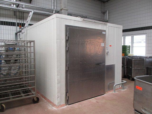 Kühlhaus/ Klimaraum