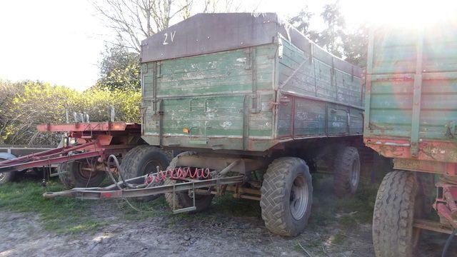 landwirtschaftlicher Anhänger MÜLLER Kaul-G