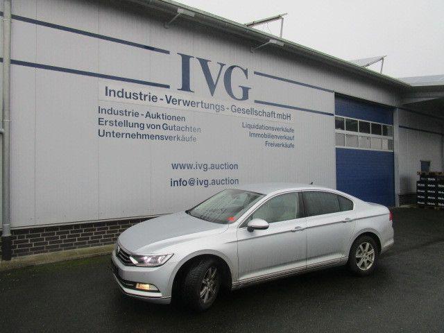 Limousine VW Passat 2.0 TDI