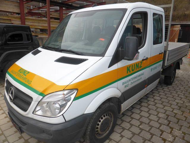 Lkw offener Kasten MERCEDES-BENZ Sprinter 213 CDI (906 OK 30)