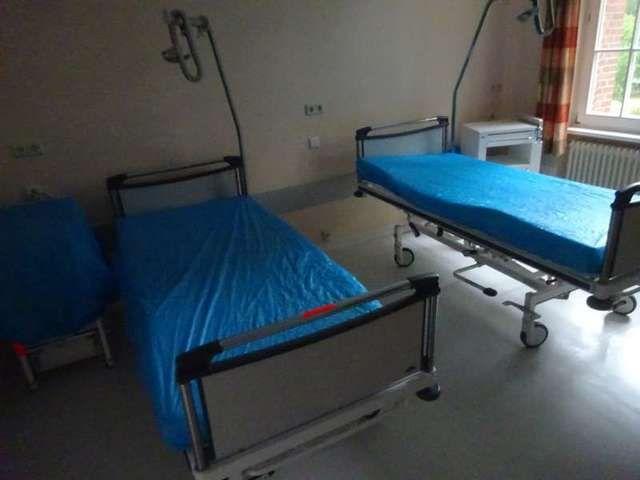 Patientenzimmerausstattung