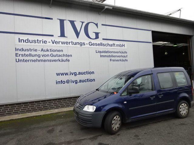 Kombilimousine VW Caddy 1.9 TDi