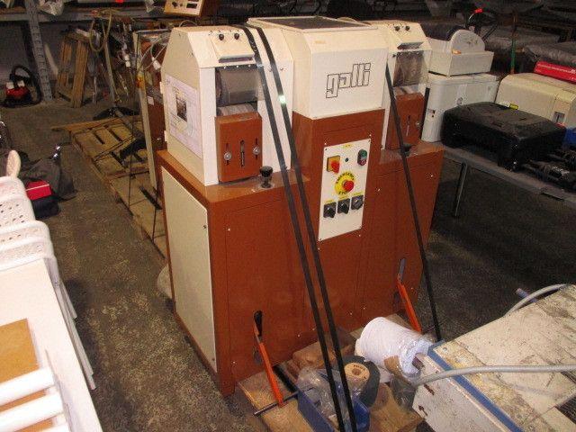 Poliermaschine GALLI