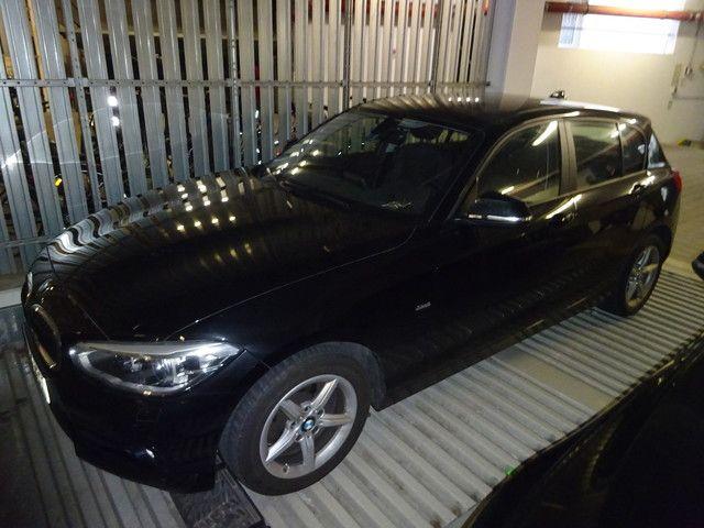 Kombilimousine BMW 118d