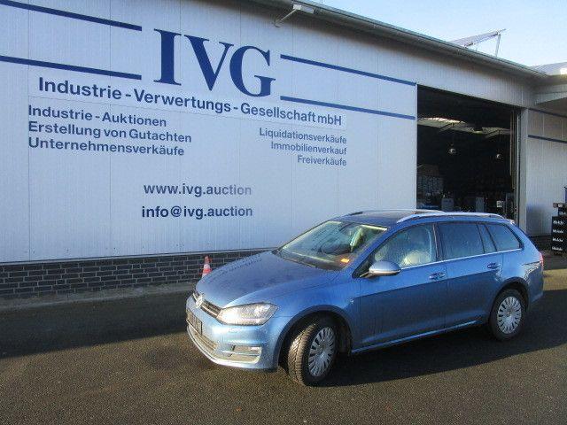 Kombilimousine VW Golf Variant 2.0 TDI