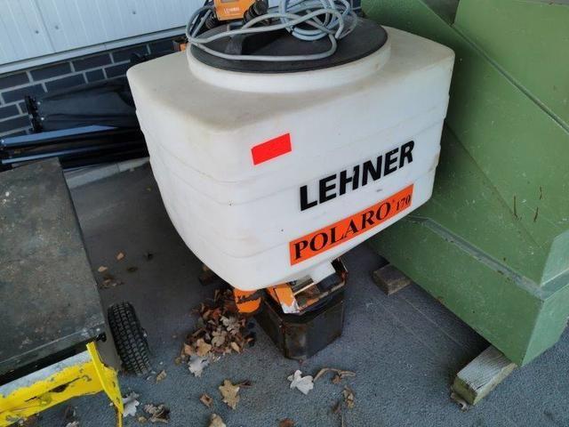 Salzstreuer LEHNER Polaro 170