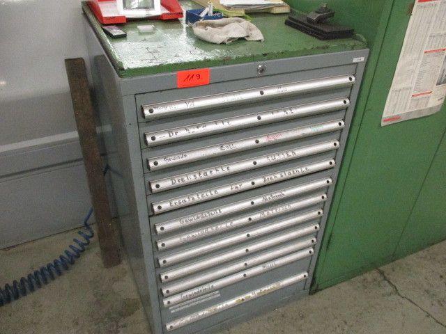 Stahl-Schubladenschrank