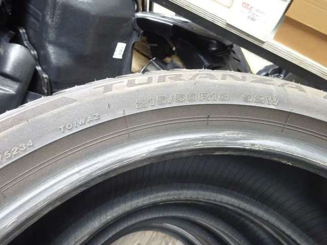 Reifen BRIDGESTONE Turanza T001 215/50 R18 92W