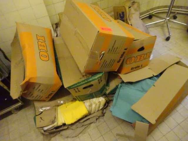 Posten Handtücher