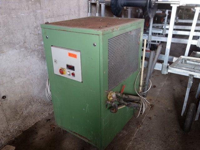 Kühlanlage móvil (grün)