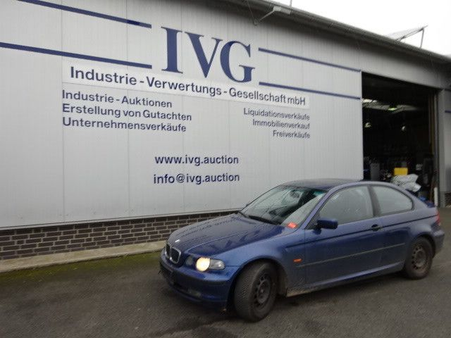 Pkw BMW 316ti