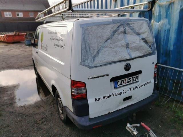 Van VW Transporter T5