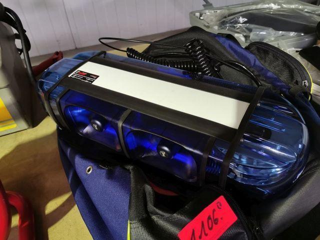 transportable Sondersignalanlage Licht und Ton INTAV Alcione TS