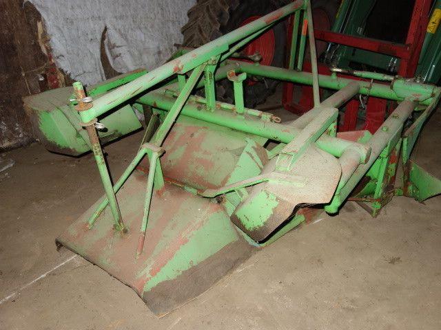 Dammpflug INVIERNO (grün)