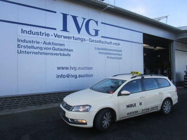 Kombilimousine VW Passat Variant 2.0 TDI Taxi