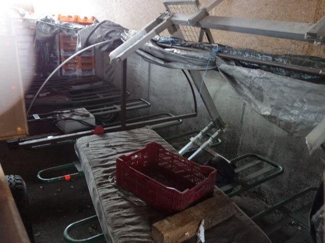 Transportwagen zur Krautpflege
