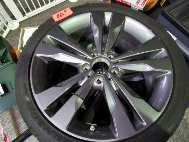 Satz Alu-Felgen Mercedes-Benz 7.5 JX 18 ET 52
