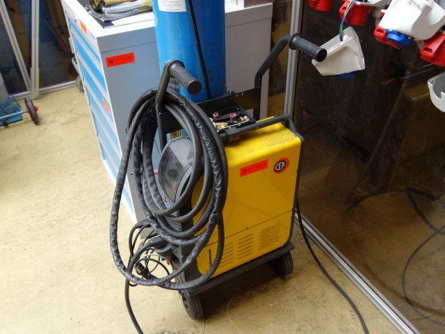 WIG-Schweißgerät CEA Matrix 3000 AC / DC