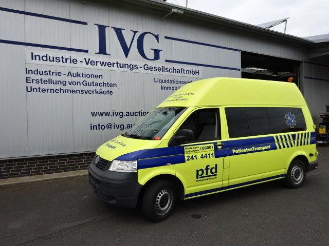 Mehrzweckfahrzeug VW Transporter