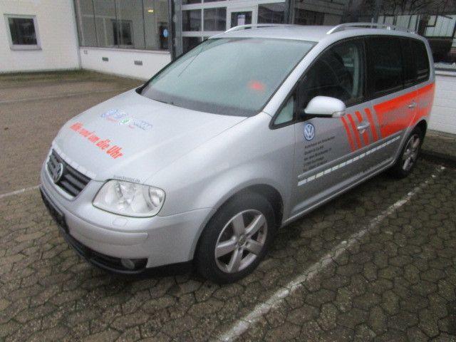 Kombilimousine VW Touran