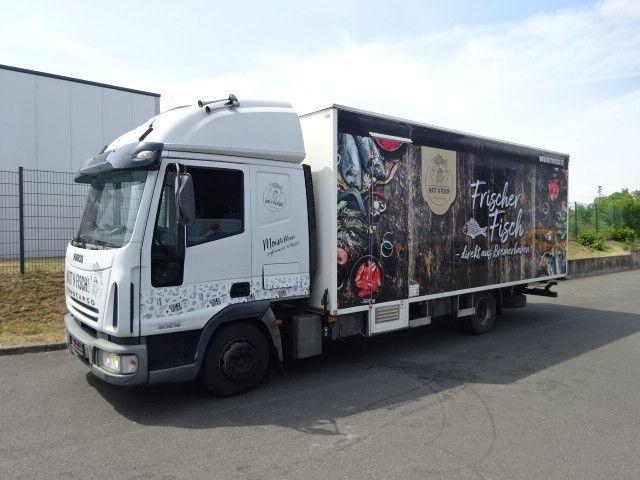 Verkaufsfahrzeug IVECO Euro Cargo 80 E 18