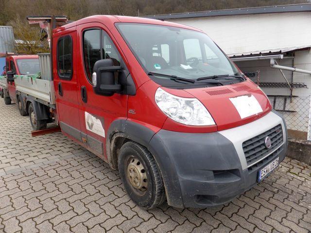 Lkw offener Kasten FIAT Ducato Maxi