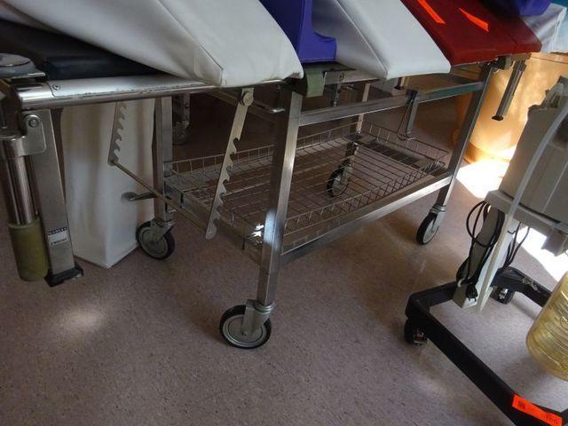 VA-Patiententransportwagen