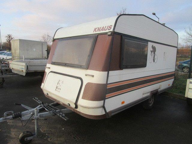 Anh. Wohnwagen KNAUS Azur 380