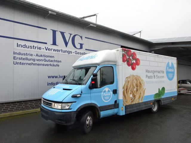 Lkw IVECO Daily Foodtruck