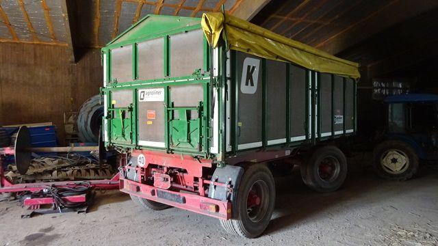 landwirtschaftlicher Kippanhänger KROEGER HKD302