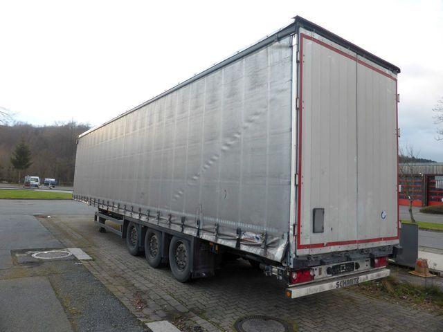 Sattelauflieger SCHMITZ CARGOBULL SCS 24/SCB S3T