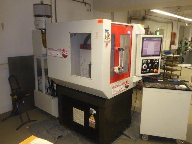 CNC-Werkzeug-Schleifmaschine