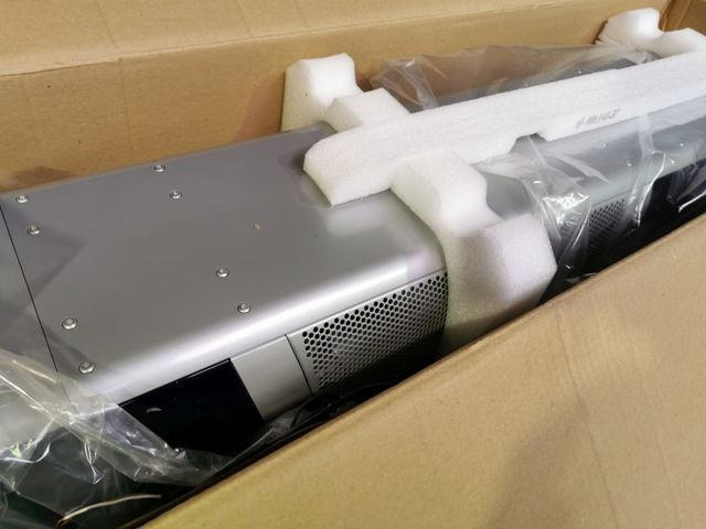 Lichtbalkenanlage für Rettungsfahrzeuge HELLA OWS-QS